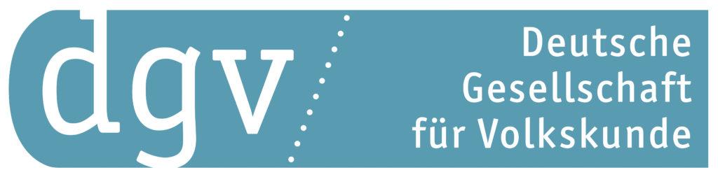Logo der Deutschen Gesellschaft für Volkskunde